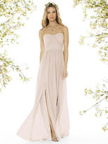 Social Bridesmaids by Dessy - 8159 Dress In Blush