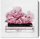 Oliver Gal Roses and Elegance Books (Canvas)