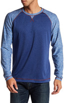 Robert Graham Long Sleeve Raglan Tee