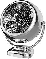 Vornado VFAN Sr. Vintage Whole Room Air Circulator, Chrome