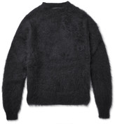Haider Ackermann Mohair and Silk-Blend Sweater