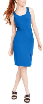 Bar III Sleeveless Fitted Dress, Created for Macy's