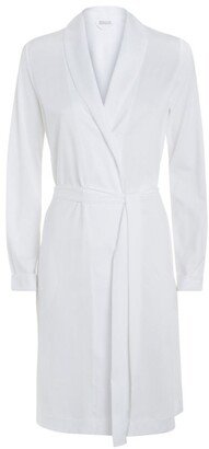Hanro Short Cotton Robe
