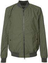 Belstaff classic bomber jacket - men - Polyester/Polyurethane - 46