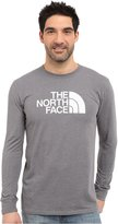 The North Face L/S Half Dome Tee Men's L