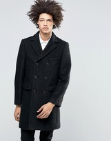 Gianni Feraud Premium Boiled Wool Overcoat