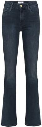 Frame Le Mini high-rise jeans