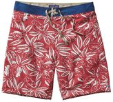 Patagonia Men's Printed Wavefarer® Board Shorts - 19""