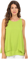 Christin Michaels Reunion High Neck Top