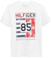 Tommy Hilfiger Cotton Graphic-Print T-Shirt, Big Boys (8-20)