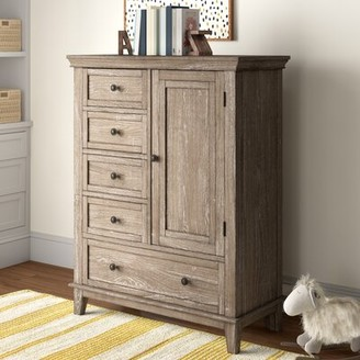 Three Posts Baby & Kids North Andover Chifferobe Gentleman's Chest