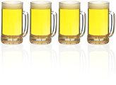 Mikasa CLOSEOUT! Glassware, Set of 4 BrewMaster's Beer Mugs