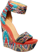 LAMB L.A.M.B. Shoes, Iowa Platform Wedge Sandals