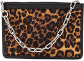 Alexander Wang Attica Large Flat Pouch with Chain