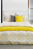 Lacoste Caravelle Duvet Set - Yellow/Grey