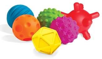 Edushape Baby Sensory Balls 6 Piece Set