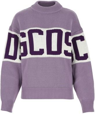 GCDS Logo Band Sweater