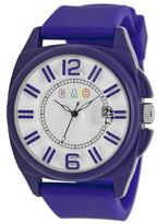 Crayo Sunset Collection CRACR3303 Unisex Watch with Silicone Strap