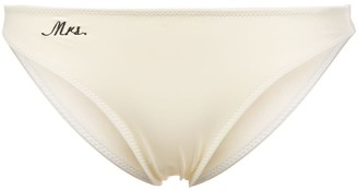 Morgan Lane Byrdie bikini bottom
