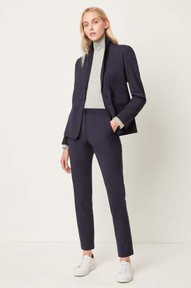 French Connection Camanna Suiting Fitted Blazer