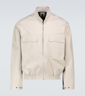 GR10K Technical fabric Windstopper jacket