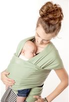 Moby Wrap Classic Baby Carrier in Moss