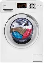 Haier 2.0 cu. ft. Front Load Washer and Electric Dryer