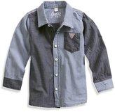 GUESS Checkered Shirt (0-24m)