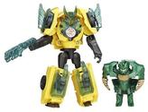 Transformers Robots In Disguise Bumblebee Vs. Major Mayhem Battle Packs