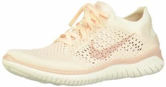 Nike Women's Damen Laufschuh Free Run Flyknit 2018 Training Shoes