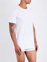 Lacoste Pack of two cotton-jersey t-shirts