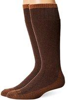 Dickies Men's 2 Pack Cotton Thermal Boot Crew Socks
