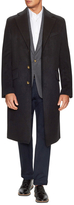 Vivienne Westwood Virgin Wool Notch Lapel Top Coat