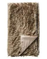Fashion World Faux Fur Throw