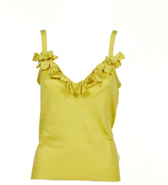 Boutique Moschino Bow Detail Camisole