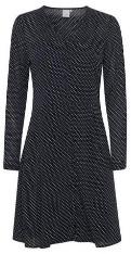 Ichi Charoon Total Eclipse Dress - 34 - Black