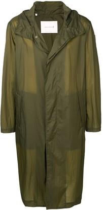 MACKINTOSH Oversized Hooded Raincoat