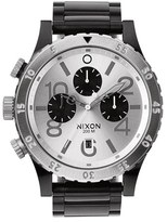 Nixon Men's 'The 48-20' Chronograph Bracelet Watch, 48Mm