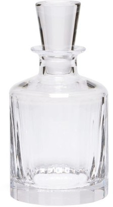 clear Richard Brendon - Fluted Glass Decanter