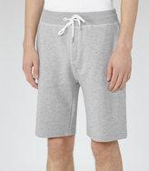 Reiss Reiss Cedar - Jersey Shorts In Grey