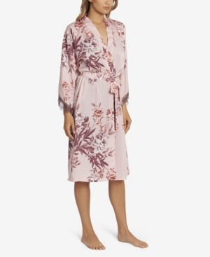 Midnight Bakery Sloan Print Kimono