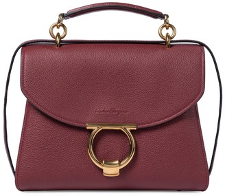 Salvatore Ferragamo Margot Medium shoulder bag