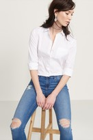 Dynamite Long Sleeve Shirt with Buttons