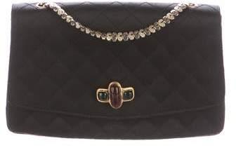Chanel Satin Bijoux Flap Bag