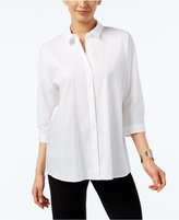 Alfani Dolman-Sleeve Shirt, Only at Macy's