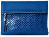 Urban Expressions Blue Hailey Clutch