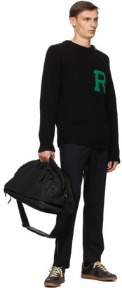 Eastpak Black Stand CNNCT Duffle Bag