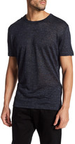 Slate & Stone Melange Knit Linen Shirt