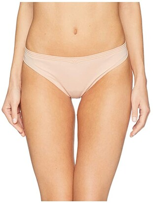 Wolford 3W String Panty (Rose Tan) Women's Underwear
