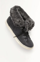 J. Jill Ugg® Croft Lux High-Top Sneakers